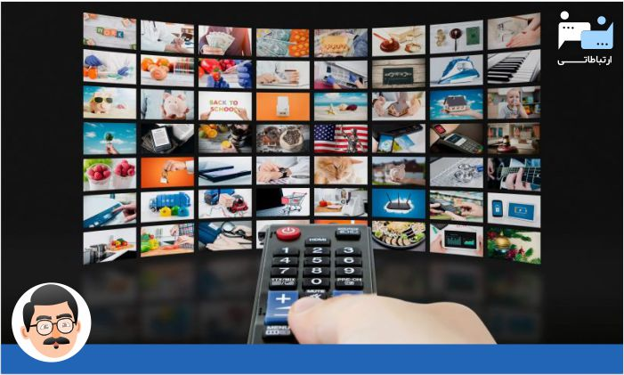 خدمات خرید رسانهای برای تلویزیون هوشمند