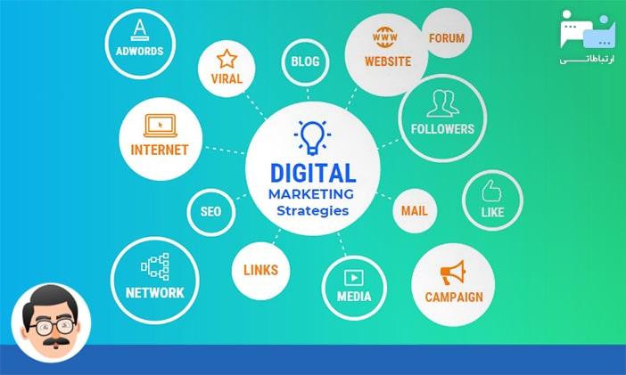 دلایل نیاز به استراتژی دیجیتال مارکتینگ